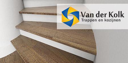 Uw trap bekleden met laminaat doe het zelf plan for Open trap bekleden met hout