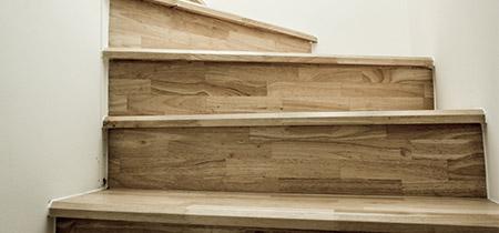 Trap bekleden met hout prijs en kosten for Trap mooi maken