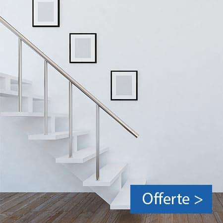 Beroemd Laat traprenovatie uitvoeren aan uw open trap! BU86