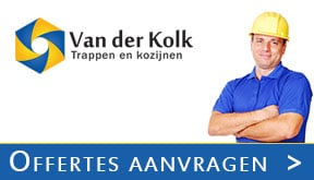 trap renovatie Leiden