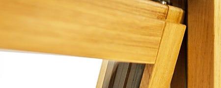 houten kozijnen plaatsen