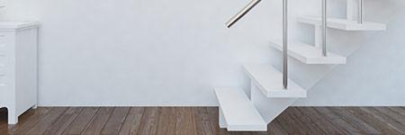 Antislip trap trapstrip op traptreden verhoog de veiligheid - Houten trap monteer ...